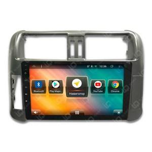 IQ NAVI TS9-2911PFHD (DSP и 4G-SIM) для Toyota Land Cruiser Prado 150 (2009-2013) на Android 8.1.0