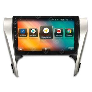 IQ NAVI TS9-2903PFHD (DSP и 4G-SIM) для Toyota Camry (XV50) (2011-2014) на Android 8.1.0
