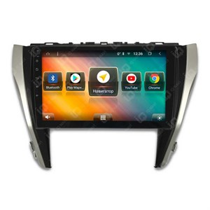 IQ NAVI TS9-2918PFHD (DSP и 4G-SIM) для Toyota Camry V55 (2014-2018) на Android 8.1.0