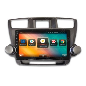 IQ NAVI TS9-2915PFHD (DSP и 4G-SIM) для Toyota Highlander II (XU40) (2007-2014) на Android 8.1.0