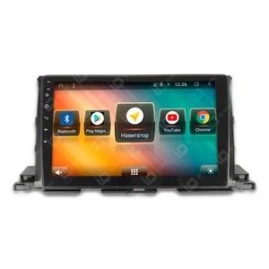 IQ NAVI TS9-2916PFHD (DSP и 4G-SIM) для Toyota Highlander III (XU50) (2014-2020) на Android 8.1.0