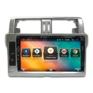 IQ NAVI TS9-2912PFHD (DSP и 4G-SIM) для Toyota Land Cruiser Prado 150 Restyle (2013-2017) на Android 8.1.0