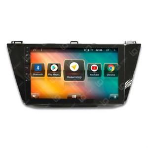IQ NAVI TS9-3007PFHD (DSP и 4G-SIM) для Volkswagen Tiguan II (2017-2020) на Android 8.1.0