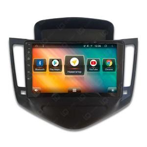 IQ NAVI TS9-1205PFHD (DSP и 4G-SIM) для Chevrolet Cruze (2009-2012) на Android 8.1.0