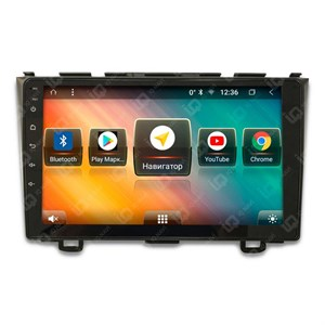 IQ NAVI TS9-1506PFHD (DSP и 4G-SIM) для Honda CR-V III (2007-2012) на Android 8.1.0