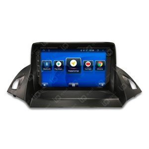 IQ NAVI TS9-1404CFHD с DSP + 4G SIM + CarPlay для Ford Kuga II (2012-2020) на Android 8.1.0