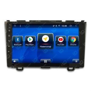 IQ NAVI TS9-1506CFHD с DSP + 4G SIM + CarPlay для Honda CR-V III (2007-2012) на Android 8.1.0