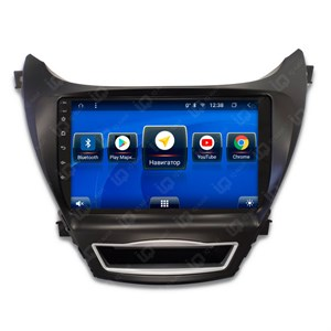 IQ NAVI TS9-1601CFHD с DSP + 4G SIM + CarPlay для Hyundai Elantra V (MD) (2010-2014) на Android 8.1.0