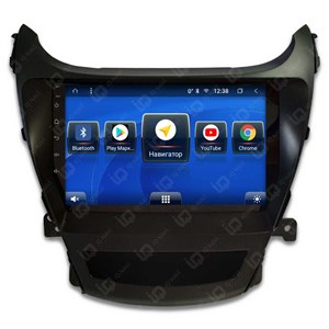 IQ NAVI TS9-1602CFHD с DSP + 4G SIM + CarPlay для Hyundai Elantra V Restyle (MD) (2014-2016) на Android 8.1.0