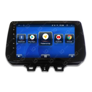IQ NAVI TS9-1621CFHD с DSP + 4G SIM + CarPlay для Hyundai Tucson III Restyle (TL) (2018-2020) на Android 8.1.0