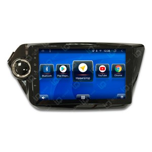IQ NAVI TS9-1708CFHD с DSP + 4G SIM + CarPlay для Kia Rio III (2011-2016) на Android 8.1.0