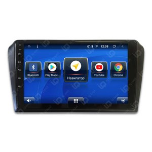 IQ NAVI TS9-1903CFHD с DSP + 4G SIM + CarPlay для Mazda 3 (BK) (2003-2009) на Android 8.1.0