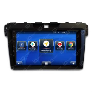 IQ NAVI TS9-1905CFHD с DSP + 4G SIM + CarPlay для Mazda CX-7 (2006-2013) на Android 8.1.0