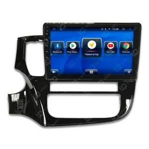 IQ NAVI TS9-2007CFHD с DSP + 4G SIM + CarPlay для Mitsubishi Outlander III (2013-2020) на Android 8.1.0