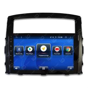 IQ NAVI TS9-2008CFHD с DSP + 4G SIM + CarPlay для Mitsubishi Pajero IV (2006-2020) на Android 8.1.0