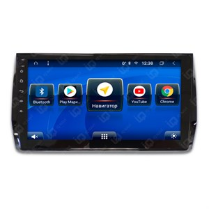 IQ NAVI TS9-2508CFHD с DSP + 4G SIM + CarPlay для Skoda Kodiaq I (2016-2020) на Android 8.1.0