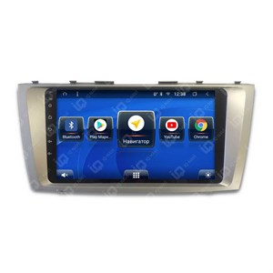 IQ NAVI TS9-2902CFHD с DSP + 4G SIM + CarPlay для Toyota Camry (XV40) (2006-2011) на Android 8.1.0