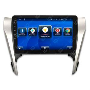IQ NAVI TS9-2903CFHD с DSP + 4G SIM + CarPlay для Toyota Camry (XV50) (2011-2014) на Android 8.1.0