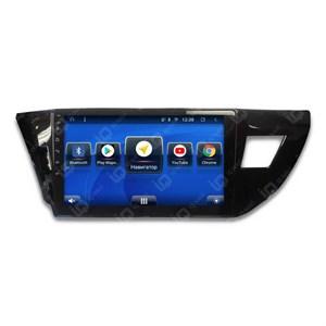 IQ NAVI TS9-2905CFHD с DSP + 4G SIM + CarPlay для Toyota Corolla XI (E160) (2013-2016) на Android 8.1.0