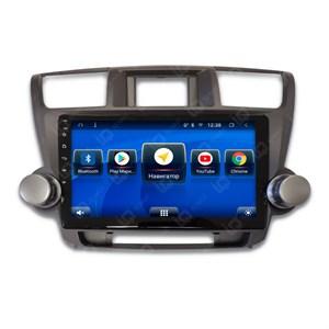 IQ NAVI TS9-2915CFHD с DSP + 4G SIM + CarPlay для Toyota Highlander II (XU40) (2007-2014) на Android 8.1.0