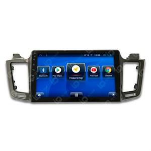 IQ NAVI TS9-2914CFHD с DSP + 4G SIM + CarPlay для Toyota RAV4 (CA40) (2013-2019) на Android 8.1.0