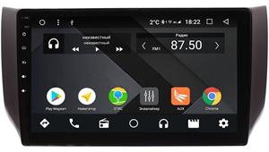 Штатная магнитола Wide Media CF1046PM-4/64 для Nissan Sentra VII (B17), Tiida II 2015-2017 (для авто без NAVI) на Android 9.1 (TS9, DSP, 4G SIM, 4/64GB)