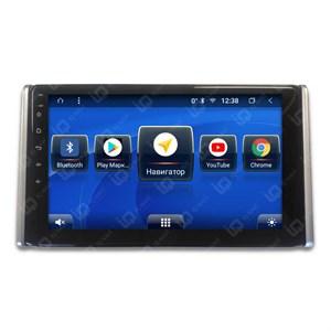 IQ NAVI TS9-2932CFHD с DSP + 4G SIM + CarPlay для Toyota RAV4 (XA50) (2019-2020) на Android 8.1.0