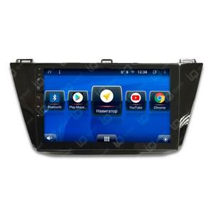 IQ NAVI TS9-3007CFHD с DSP + 4G SIM + CarPlay для Volkswagen Tiguan II (2017-2020) на Android 8.1.0