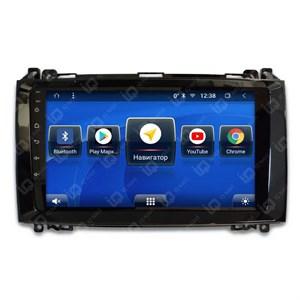 IQ NAVI TS9-1001CFHD с DSP + 4G SIM + CarPlay для Mercedes A-Class (W169), B-Class (W245), Sprinter, Viano, Vito на Android 8.1.0