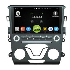 Штатная магнитола Roximo CarDroid RD-1703D для Ford Mondeo 5 2015-2020 (Android 8.0)