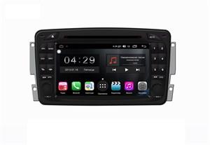 Farcar RG171 (S300) SIM-4G с DSP для Mercedes Benz C, CLK, G, Vito, Vaneo, Viano (Android 8.1)