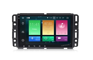 CarMedia MKD-G882-P6 для Hummer H2 2007-2009 (Android 9.0)