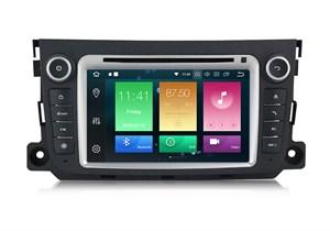 CarMedia MKD-M794-P6 для Mercedes Smart Fortwo II 2007-2015 (Android 9.0)