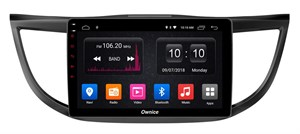 CarMedia OL-1641-P5 для Honda CR-V IV 2012-2016 на Android 9.0
