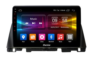 CarMedia OL-1739-P5 для Kia Optima IV 2016-2019 на Android 9.0