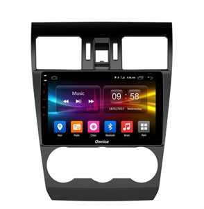 CarMedia OL-9511-2D-P5-32 для Subaru Forester IV 2012-2014, Impreza IV 2012-2015, XV I 2011-2015 на Android 9.0