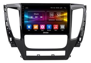 CarMedia OL-9638-P5 для Mitsubishi Pajero Sport III 2015-2019 на Android 9.0