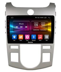 CarMedia OL-9736-А-P5 для Kia Cerato II 2009-2013 с климат-контролем на Android 9.0