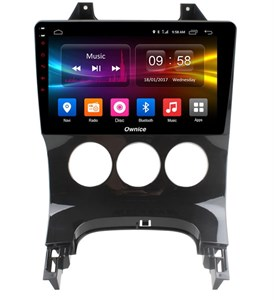 CarMedia OL-9965-2D-P5-32 для Peugeot 3008 I, 5008 I 2009-2016 на Android 9.0