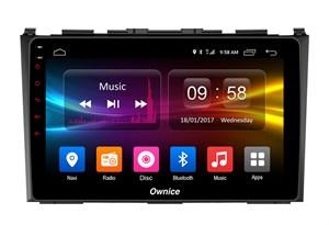 CarMedia OL-9640-P6 для Honda CR-V III 2007-2012 на Android 9.0