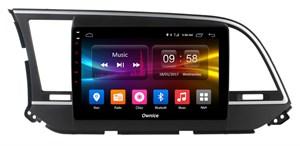 CarMedia OL-9708-P6 для Hyundai Elantra VI (AD) 2016-2019 на Android 9.0