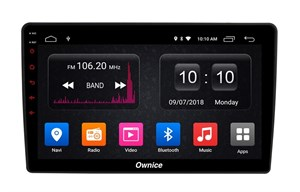 CarMedia OL-1257-2D-P6 для CHRYSLER на Android 9.0