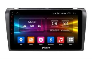 CarMedia OL-9503-P6 для Mazda 3 (BK) 2003-2009 на Android 9.0