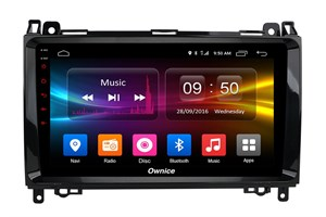 CarMedia OL-9946-P6 для Mercedes A-klasse (W169), B-klasse (W245), Vito (W639 / W447), Viano ll (W639), Sprinter на Android 9.0