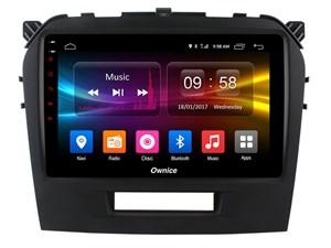 CarMedia OL-9621-2D-P6 для Suzuki Vitara IV 2014-2018 на Android 9.0