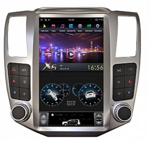 Штатная магнитола Farcar ZF450 Tesla для Lexus RX II 300, RX II 330, RX II 350, RX II 400h 2003-2009