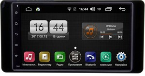 FARCAR LY832-RP-MMUNB-169 (S185) 2 DIN для Mitsubishi ASX, Lancer X, Outlander III, L200, Pajero на Android 8.1