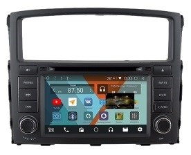 Parafar для Mitsubishi Pajero IV 2006-2019 на Android 8.1.0 (PF458KDSP)