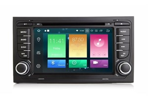 CarMedia XN-7510-P30 Audi A4/RS4/S4 (B6,B7,8E,8H) 2000-2008 на Android 9.0