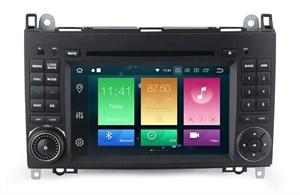 CarMedia XN-7007-P30 Mercedes-Benz A-klasse (W169) 2004-2012, B-klasse (W245) 2005-2011, Vito ll (W639) 2006-2014, Vito III (W447) 2014-2020, Viano ll (W639) 2006-2014, Sprinter на Android 9.0